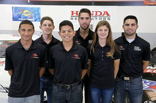 NASCAR names 2018 Drive for Diversity participants