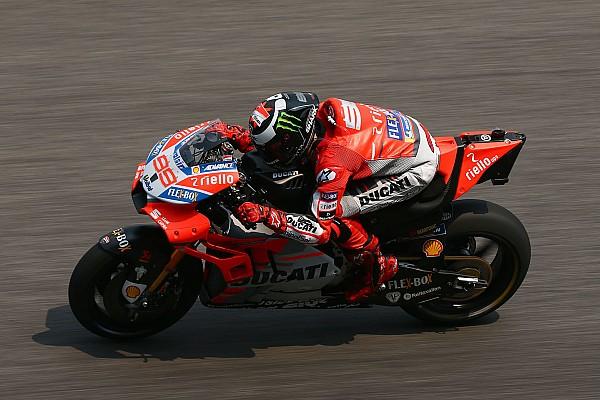 MotoGP Breaking news Lorenzo unlikely to stick with 2017-spec Ducati
