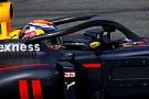 Verstappen y el Halo en los F1 de 2018: