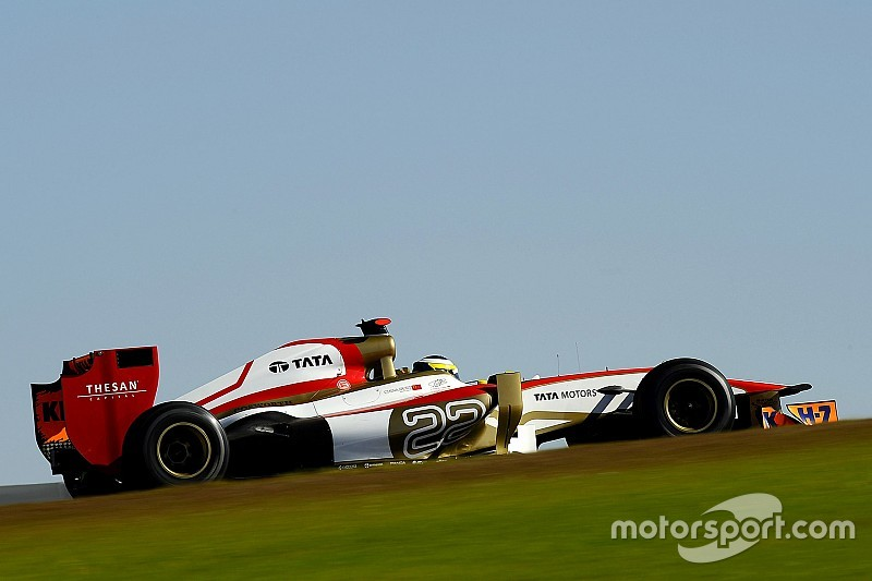 The last budget Formula 1 car