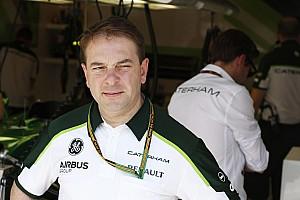 WEC Breaking news Ex-Caterham F1 boss Ravetto joins ByKolles squad