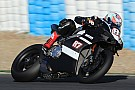 Ducati: la Panigale V4 ha esordito nei test SBK di Jerez con Zanetti