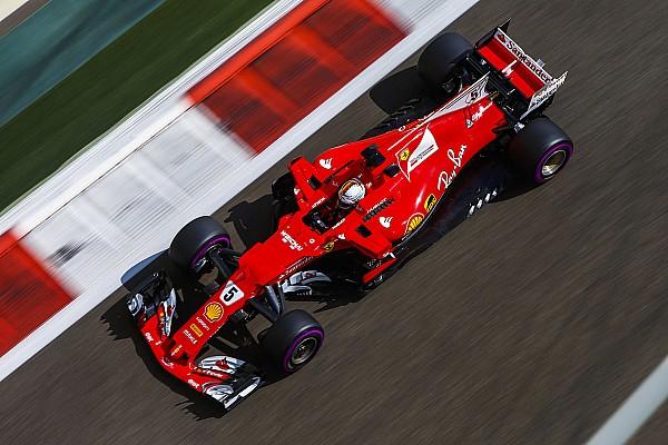 Forma-1 Motorsport.com hírek Vettel az élre repítette a Ferrarit Abu Dhabiban Hamilton és Verstappen előtt
