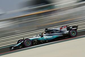 Formel 1 News Formel-1-Motoren: Mercedes geht auch 2018 hohes Risiko