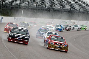 The secrets behind the oval series that races in the rain