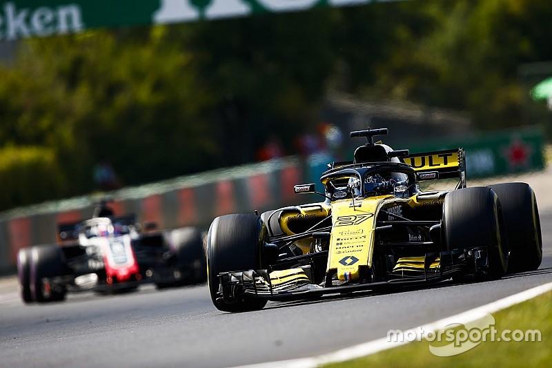 ルノー、ベルギーGPでフロアをアップデート。来季用コンセプトもテスト