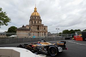 フォーミュラE 速報ニュース パリePrix決勝:ベルニュ完勝。今季3勝目でランキング首位を堅持