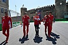 Fotogallery: Baku si appresta a ospitare il GP d'Azerbaijan 2018