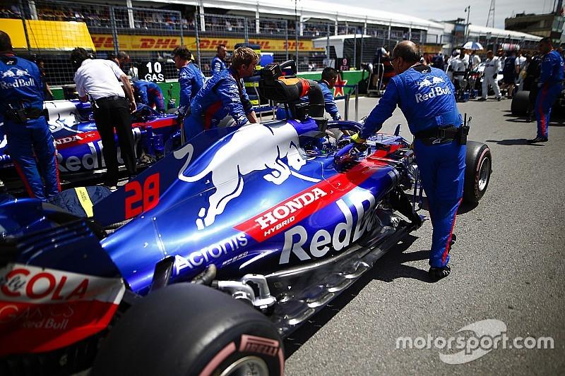 Toro-Rosso-Teamchef über Honda: