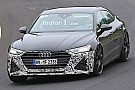 Automotive New Audi RS7 Sportback spied looking fierce at the Nurburgring