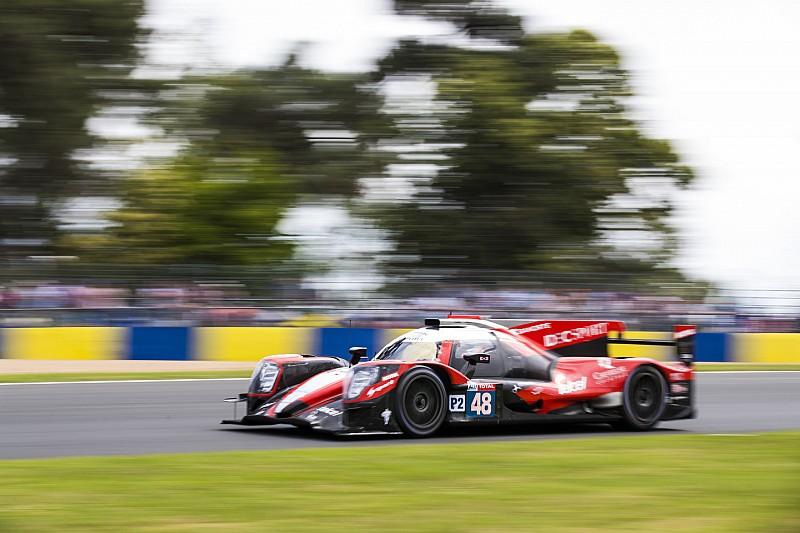 Rojas confiado en pelear por la victoria en Le Mans