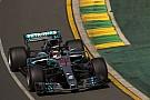 F1 澳大利亚大奖赛排位赛:汉密尔顿强势摘下杆位,博塔斯Q3撞墙
