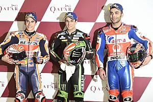 MotoGP Ön Bakış MotoGP Katar: Starta doğru - Grid pozisyonları
