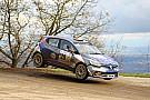 Coupes marques suisse Rallye Pays du Gier: Styve Juif remporte le Clio R3T Alps Trophy