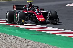 فورمولا 2 تقرير السباق فورمولا 2: راسل يصدّ هجمات دي فريز ويفوز بالسباق الأوّل في برشلونة