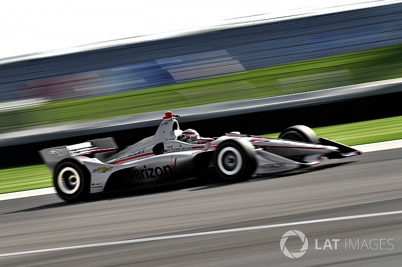 Indy GP: Power tops King, Rossi in FP2