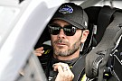 Could Jimmie Johnson be the next to join Red Bull's army of athletes?