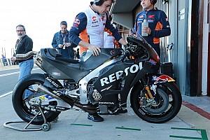 MotoGP Noticias Galería: el test de Cheste en fotos