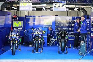MotoGP Новость Yamaha провела частные тесты для работы над двигателями