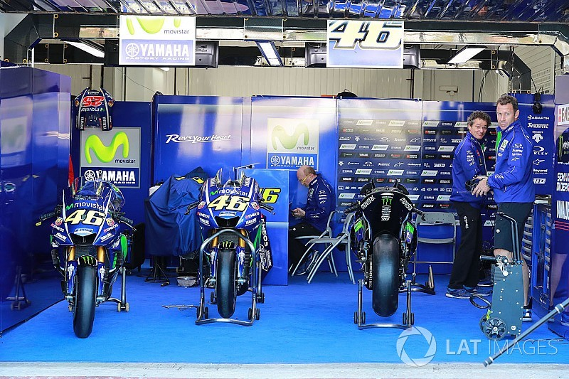 Yamaha selesaikan tes privat Sepang