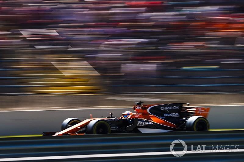 McLaren set to run two cars in Abu Dhabi tyre test