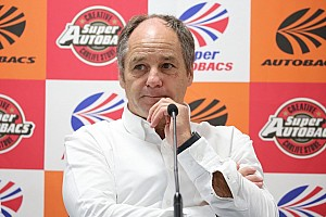 DTM代表のベルガー来日「スーパーGTが成功する理由が分かった」