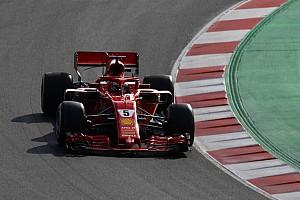 F1 测试报告 2018首轮季前测试第二日:维特尔力压博塔斯占第一