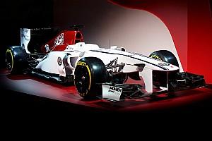 Formula 1 Breaking news Sauber reveals Alfa Romeo 2018 livery concept