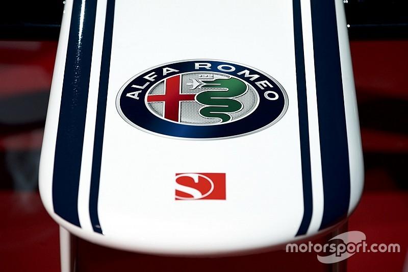 Vidéo - Sauber aussi a démarré sa F1 2018