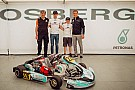 General Rosberg launches new driver development scheme
