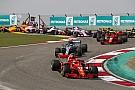 WK-stand Formule 1 2018: Koplopers morsen punten in China