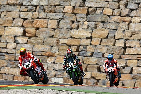 Galería: las mejores imágenes del WorldSBK en Aragón