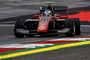GP3 Race report Red Bull Ring GP3: Hughes victorious after start drama