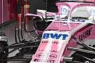 A Force India sem spórolta el a fejlesztéseket a Spanyol Nagydíjra