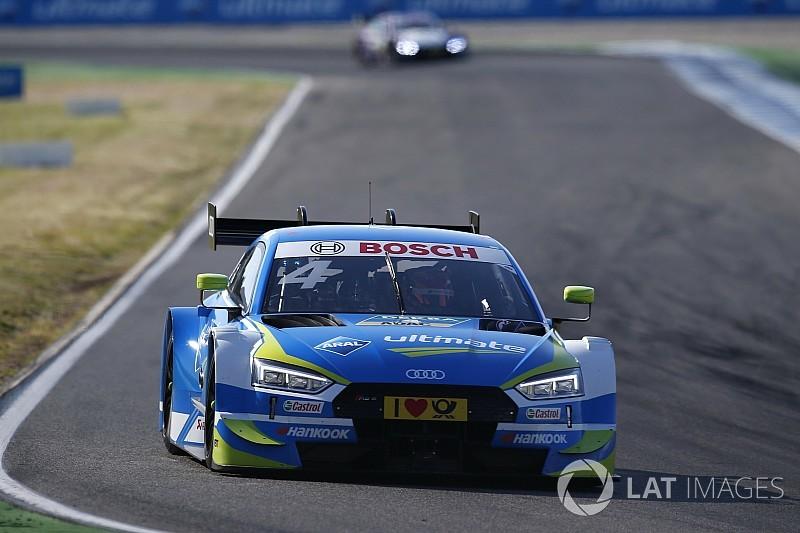 Ziel verfehlt? Schwieriger Einstand für Audi-Rookie Frijns