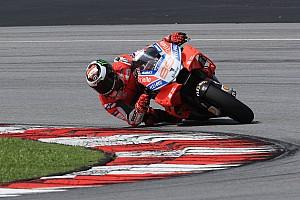 MotoGP Reporte de pruebas Lorenzo y Ducati destrozan el récord de Sepang