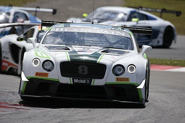 Blancpain Sprint Bentley begins a new GT series season