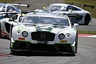 Blancpain Sprint Bentley begins a new GT series season