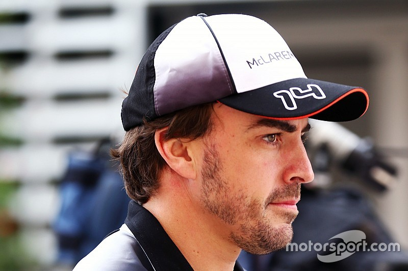 Alonso will not race in the Bahrain GP