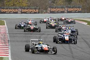 Euroformula Open Новость Евроформула Open проведет этап вместе с GP2 и GP3