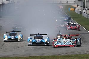 Asian Le Mans Race report DC Racing wins Asian Le Mans Series season-opener at Zhuhai