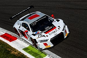 Blancpain Endurance Preview Edoardo Mortara joins Audi R8 LMS number 75 by I.S.R. Racing for the 24 Hours of Spa