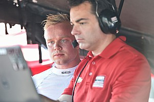 IndyCar Breaking news Rosenqvist impresses again in