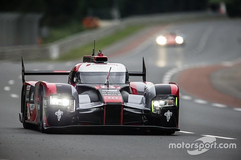 МакНиш приятно удивлён темпом Audi на тестах