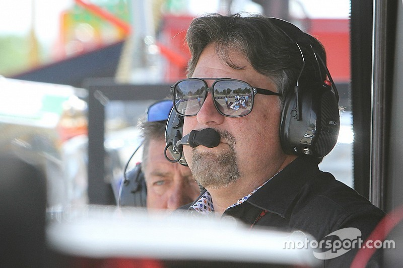 Michael Andretti to call strategy for Alonso in Indy 500