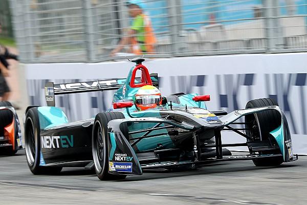 Formula E Hughes replaces late Leach as NextEV Formula E boss