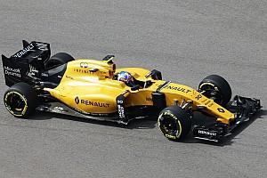 Formula 1 Breaking news Renault reveals F1 engine token use
