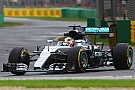 Australian GP: Hamilton fastest in FP3 but Ferrari closes the gap