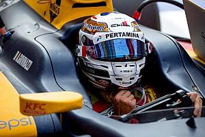 GP2 Важливі новини Джовінацці буде вирішувати своє майбутнє після фіналу GP2