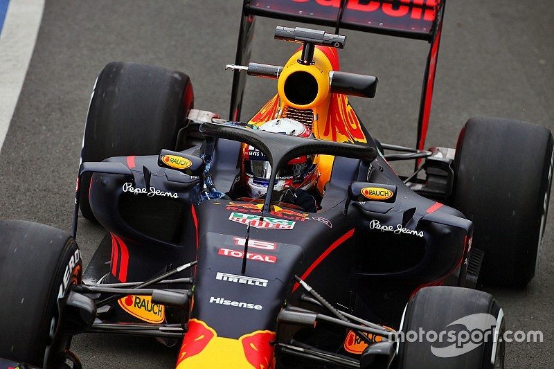 Halo Could Block Drivers View Of Starting Lights Gasly